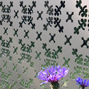 RHS Parterre Garden Screen Kit - Aluminium