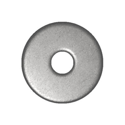 Penny Washer - Stainless Steel