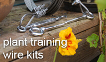 Stainless steel plant training kits