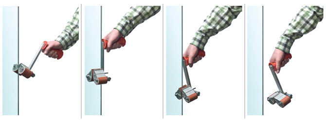 Plate Glass Lifting Tool Instructions