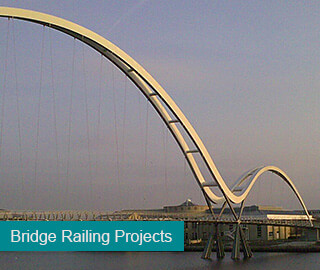 Bridge Railing Projects