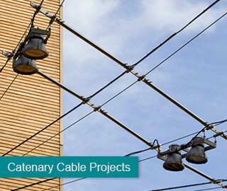 Catenary Cable Projects