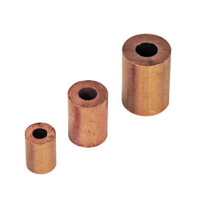 Copper Ferrule End Stop for Wire Rope