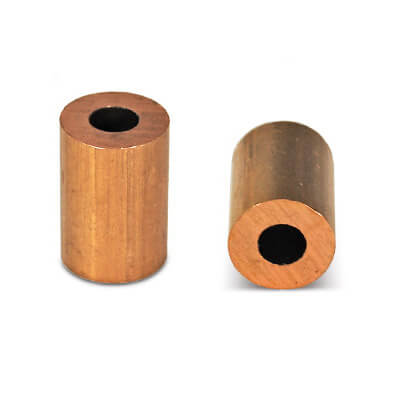 Copper Ferrule End Stop for Stainless Steel Wire Rope | S3i Group