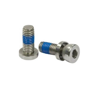 Adjustable Screw for Glass Clamp - 316 Stainless Steel