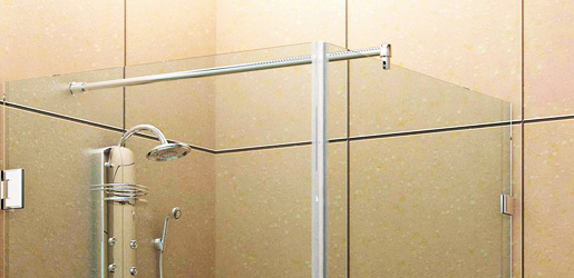 Shower Screen Support Arms and Stabiliser Bars