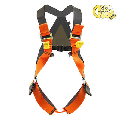 Sierra Duo - 2 Point Safety Harness - Front