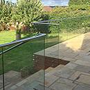 Slough Glass Balustrade