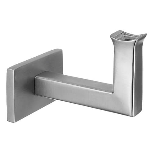 Stainless Steel Square Design Tube Handrail Support