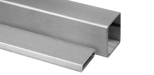 Stainless Steel Square Sections and Bar