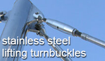 Lifting Turnbuckles
