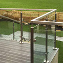 Stoke Deck Garden Balustrade