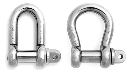 Super Duplex Shackles