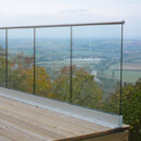 Balcony Glass Balustrade - Symonds Yat