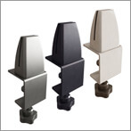 Table Divider Clamps