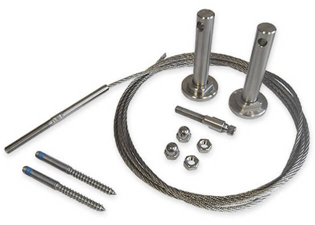 Tensioned Wire Trellis Kits