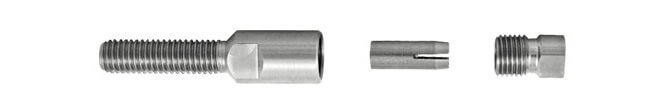 M8 Threaded End Stud Components