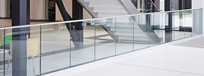 Top Mount Frameless Pro Glass Balustrade Installation