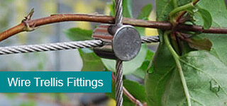 Wire Trellis Fittings