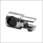 Tube End Bracket with Glass Clamp