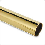 Tube - Brass Finish