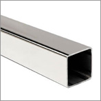 20mm Square Polished Tube