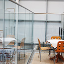Glass Balustrade - Turners Retreat
