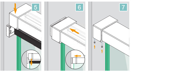 Wall Flange Installation Advice