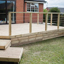 Derbyshire Deck Balustrade Infill