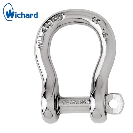 Wichard Captive Pin - Bow Shackle