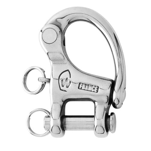 Wichard Stainless Steel Snap Shackle - Clevis Pin
