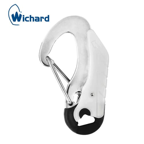 Wichard Double Action Stainless Steel Safety Snap Hook
