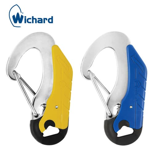 Wichard Double Action Safety Snap Hooks