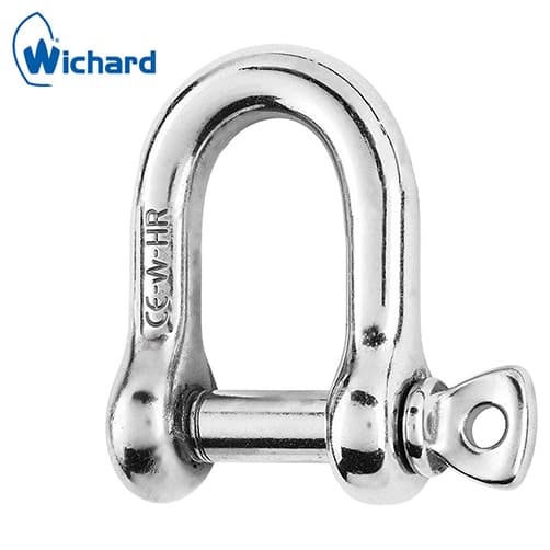 Wichard High Resistance - D Shackle