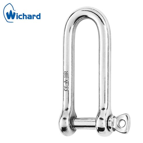 Wichard High Resistance - Long D Shackle