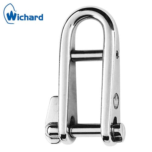 Wichard Key Pin - D Shackle with Bar