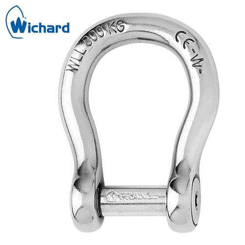 Wichard Allen Head Pin Bow Shackle