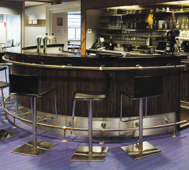Bar Railing and Bar Fittings