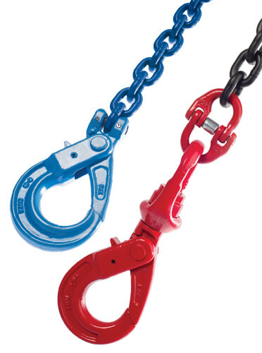 Lifting Gear and Chain Sling Components