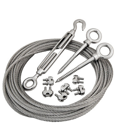 Stainless Steel Wire Tree and Shrub Training Kit