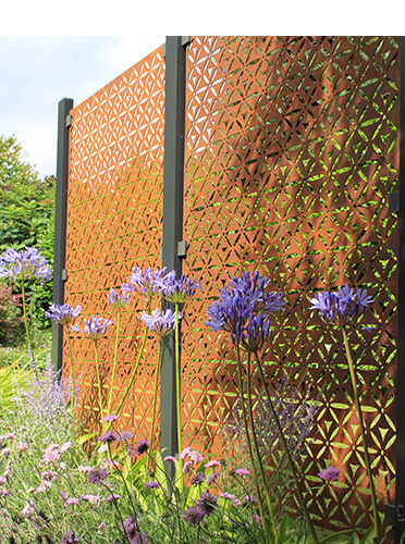 Corten Steel Screen Kits