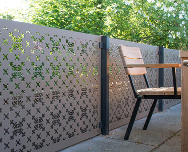 Decorative Balustrade Screen Kits