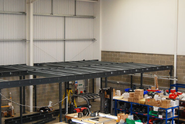 S3i Group Mezzanine Frame Work