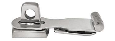 Stainless Steel Swivel Hasp and Staple