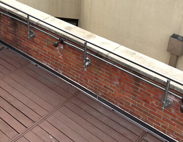 Stainless Steel Guard Rail - New York