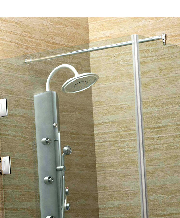 Shower, Bathroom Fittings and Partitions