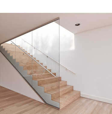Easy Glass Wall - Floor to Ceiling Glass Wall