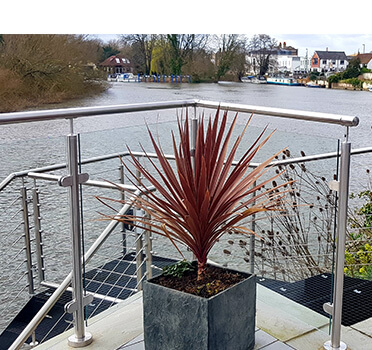 Riverside Balustrade