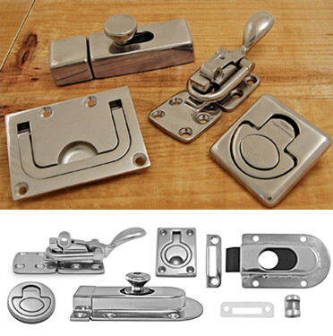 Stainless Steel Door Furniture and Fittings