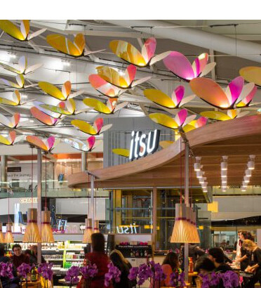 Flight for Itsu Heathrow